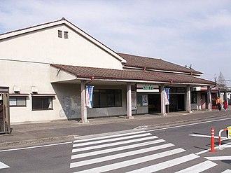 Nishi-Koizumi Station - Nishi-Koizumi Station in October 2006