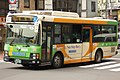 Tobus A-S814 2016.7.8 shinbashi-sta.jpg