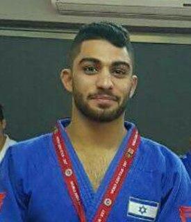 Tohar Butbul Israeli judoka