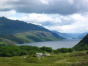 Tollie Farm by Loch Maree - geograph.org.uk - 63818.jpg