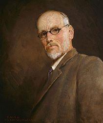 Tom Roberts: Self portrait