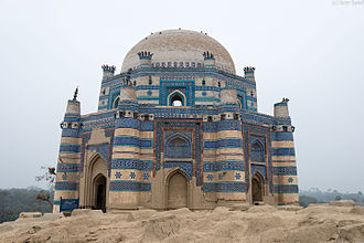 1490s in architecture - Tomb of Bibi Jawindi
