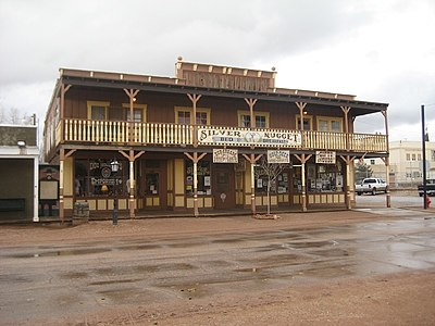 Tombstone-The Silver Nugget Bed and Breakfast 2
