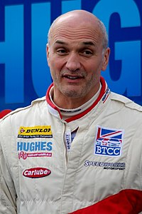 Tony Hughes, Donington Park, Apr 2012.jpg