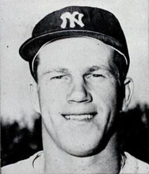 Tony Kubek - Kubek in 1961