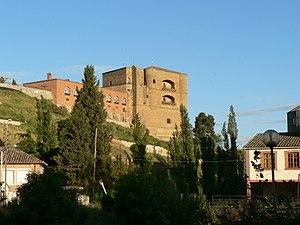 Benavente, Zamora - Image: Torre del Caracol Benavente (Zamora)