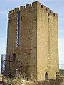 Torre del Castillo de la Peña Ayllón.JPG