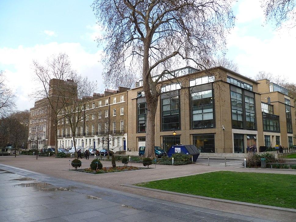 Torrington Square, London %26 Clore Management Centre