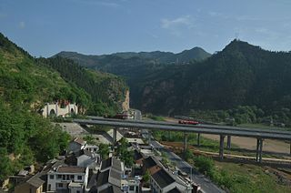 Chencang District District in Shaanxi, Peoples Republic of China