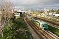 Train type 3500 Linha do Norte close to Santa Iria de Azoia CP Lisboa.jpg