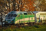 Trainspotting GO train -445 banked by MPI MP-40PH-3C -651 (8123623596).jpg