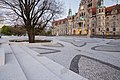 Trammplatz square new townhall Mitte Hannover Germany 01.jpg