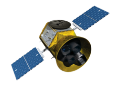 Transiting Exoplanet Survey Satellite artist concept (transparent background).png
