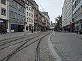 Travaux tram Strasbourg-Koenigshoffen (2019), interstation Porte blanche - Faubourg national 06.jpg