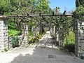 Trellis near the villa Hanbury.jpg