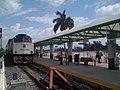 Tri-Rail (SFRTA) locomotive Miami airport station (old).jpg