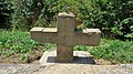 Tri nadgrobna spomenika u Sremskim Karlovcima, nadgrobni spomenik borcima NOB 03.jpg