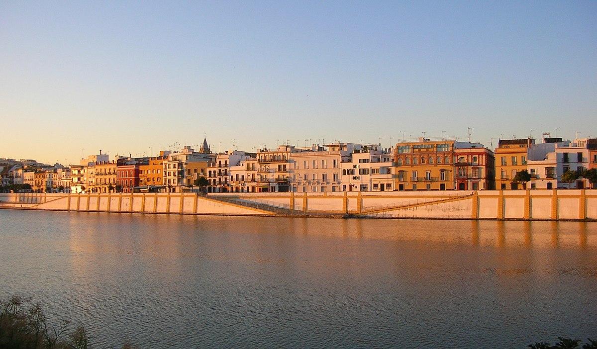 Club Sevilla Flussufer