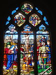 Triel-sur-Seine (78), église Saint-Martin, verrière n° 22.JPG