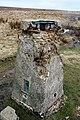 Trig Pillar, White Hill, Moss Moor (1) - geograph.org.uk - 729087.jpg