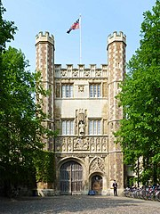 Cambridge and many other universities were founded at this time.