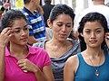 Trio of Women on Street - Granada - Nicaragua (31828742161) (2).jpg