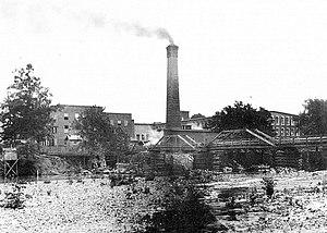 Trion, Georgia - Trion Mill, 1895
