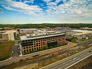 TripAdvisor - Headquarters in Needham, Massachusetts