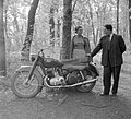Triumph TWN típusú motorkerékpár. Fortepan 1477.jpg