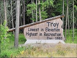 Troy, Montana
