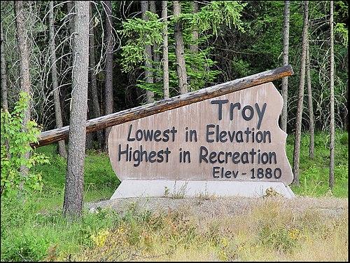 Troy mailbbox