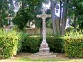 Trumilly (60), calvaire, place du Plessis Cornefroy.jpg
