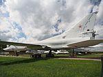 Tu-22M3 (33) at Central Air Force Museum pic1.JPG