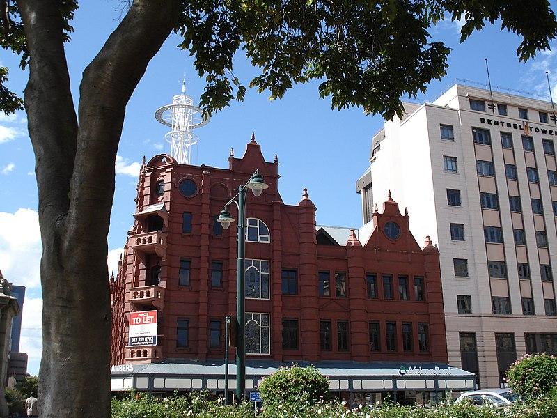 Tudor Chambers, Church Square, Pretoria.JPG
