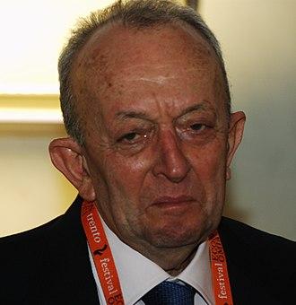 Tullio De Mauro - Image: Tullio De Mauro Trento 2007