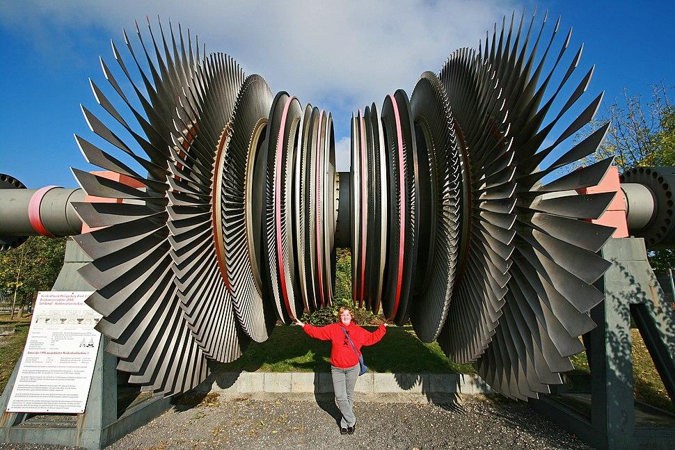 Turbine Philippsburg-1