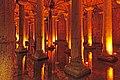 Turkey-03578B - Last of the Basilica Cistern (11314957394).jpg