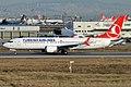 Turkish Airlines, TC-LCG, Boeing 737-8 MAX (40671589763).jpg