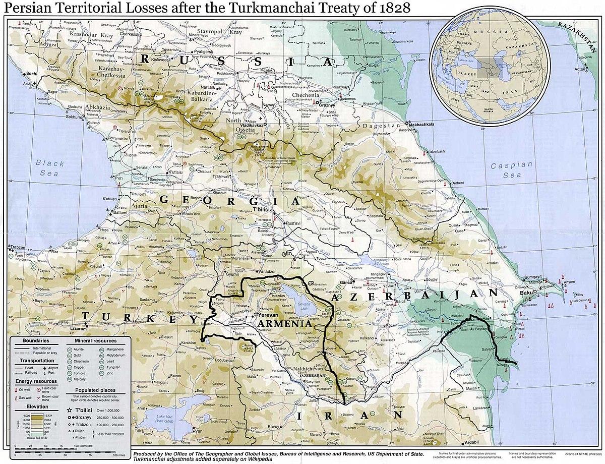 Treaty of Turkmenchay Wikipedia