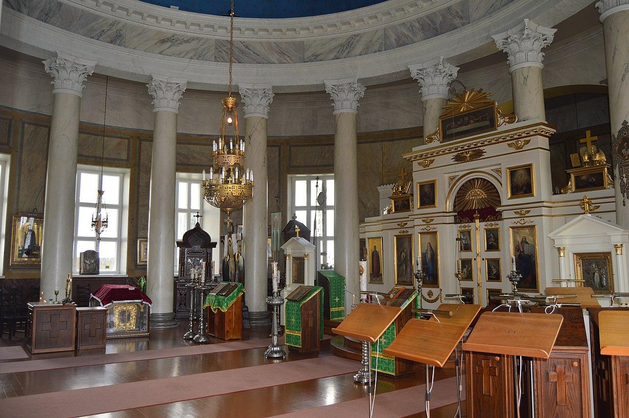 File:Turku Orthodox Church, interior.JPG - Wikimedia Commons
