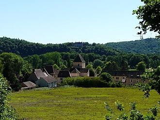 Tursac - Image: Tursac village