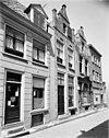 twee monumentale panden aan de barlheze te zutphen - zutphen - 20227117 - rce