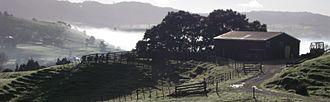 Kaipara District - Photo taken from View Road, Maungaturoto