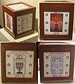 Tzedakah box from Gate of Heaven Synagogue, India.jpg