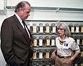 U.S. Senate Fred Thompson with Dr. Liane Russell.jpg