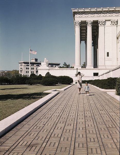 U.S. Supreme Court building (Wiki)