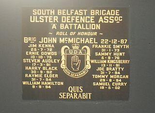 UDA South Belfast Brigade