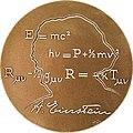 UNESCO Einstein medal2.jpg
