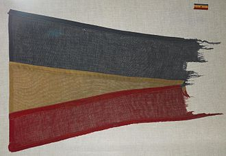 Presidential Unit Citation (United States) - Navy Presidential Unit Citation pennant and ribbon.