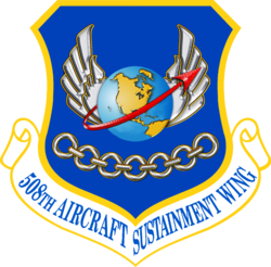 USAF - 508th Aircraft Sustainment Wing